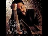 Gerald LeVert- Stroke of Genius