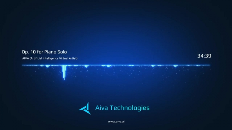 Aiva - 1hour music collection