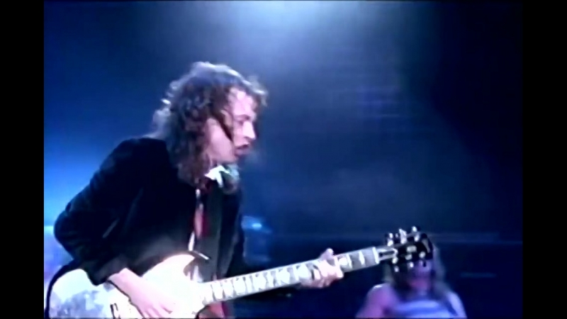 AC DC -- Back in black ( live in Moscow 28.09.1991 )