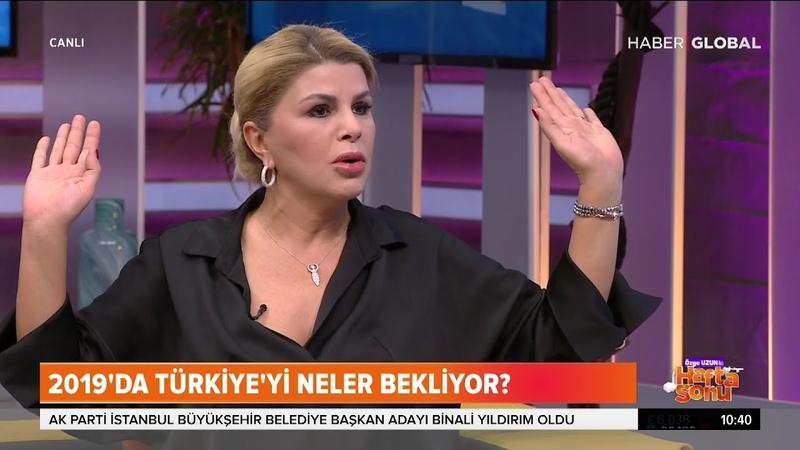 Nuray Sayarı Özge Uzun ile Haftasonu 30 Aralık 2018