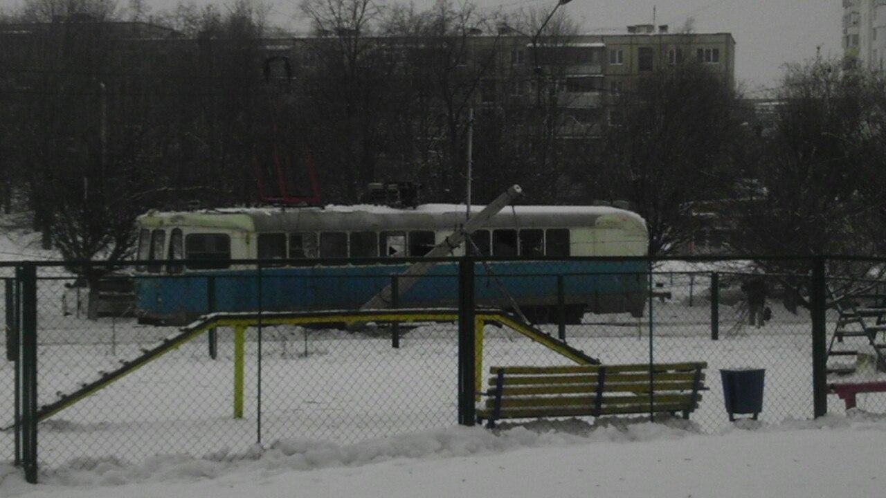 Коммунальное ЧП на Салтовке (ФОТО)