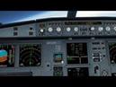 XP10 Airbus 320 JARDesign руководство по выполнению полета ч 2