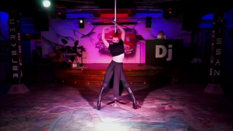 Леся Лесикова - 2 декабря МК в _SoVa_ Studio Pole Dance SPb