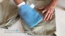Экспресс удалитель пятен с одежды Без воды за 1 минуту