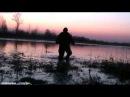 Весенняя охота на селезня с подсадной уткой.6