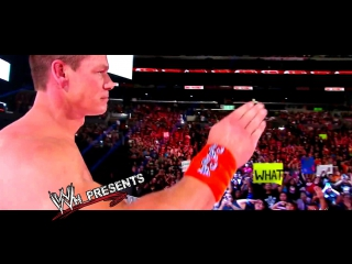#WH_Present WWE - No Mercy 2017 John Cena vs Roman Reigns Highlight