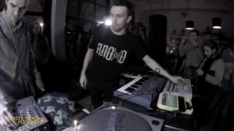 IGOR STARSHINOV - Tekstil Video Podcast 1 декабрь 2015