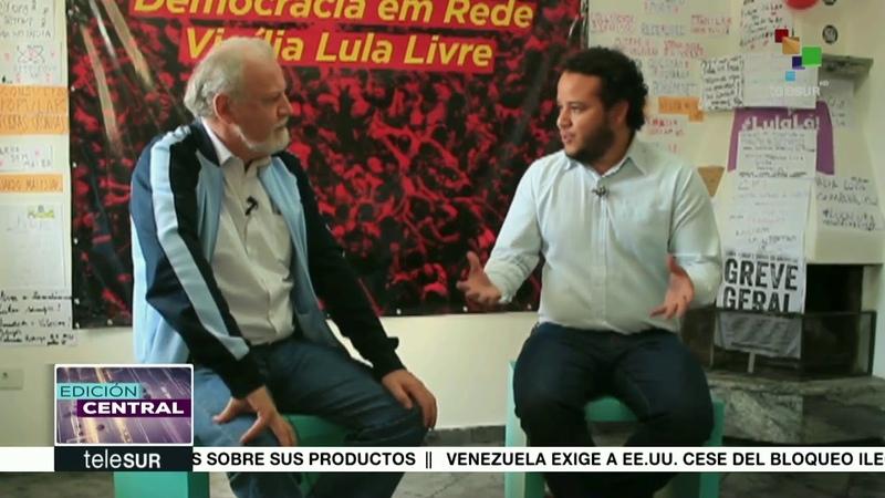 Stedile Derecha busca que Lula no vuelva a ser candidato presidencial