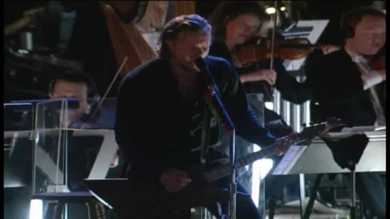 Metallica - No Leaf Clover (Live with The San Francisco Symphony Orchestra, 1999