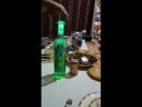 бутылка фанарик