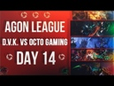 DVK vs Octo Gaming Round 2 (Group Stage)