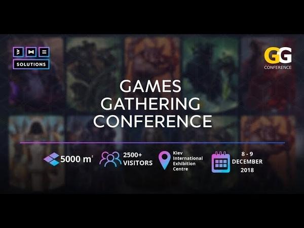 Интервью с 482.Solutions о блокчейне в играх и играх на блокчейне (Games Gathering 2018)
