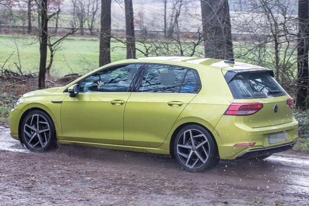 Дизайн нового Volswagen Golf рассекретили до премьеры.