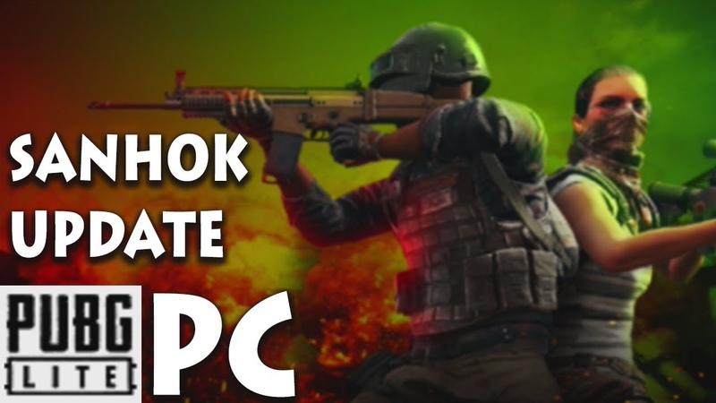 भैंडी - Sanhok Update PUBG LITE PC