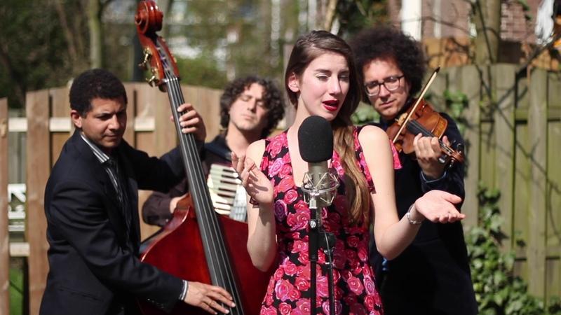 Kirsten Berkx (The Voice of Holland) feat. Trio Luego - At Last