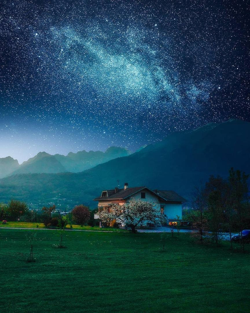 Звёздное небо и космос в картинках - Страница 30 PuV151OxPFM