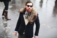 Уличная Мужская Мода 2014