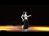 Olga Sherekayte @ Tribal united concert '11. 12017