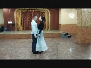 Аня и Артем. Репетиция
