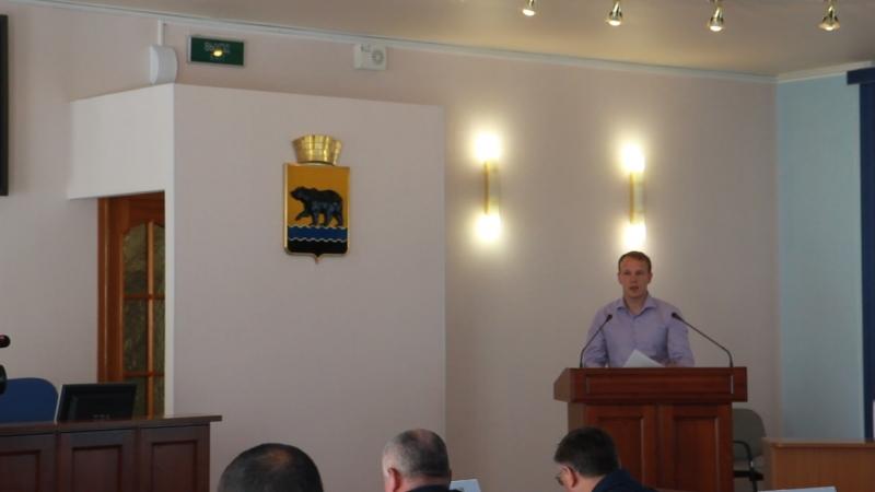 Никита Шостак поздравил членов комиссии по правонарушениям с Днем Трезвости