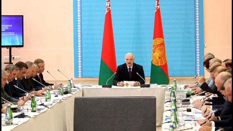 Президент на совещании в Орше раскритиковал деятельность чиновников и принял ряд кадровых решений