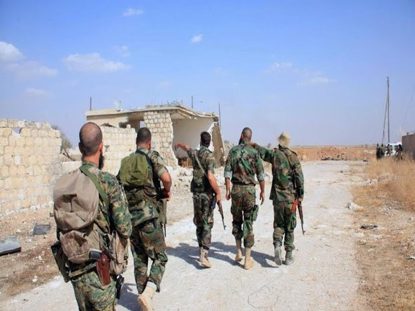 Заговор раскрыт Сирийская армия захватила в плен британских военных в Восточной Гуте