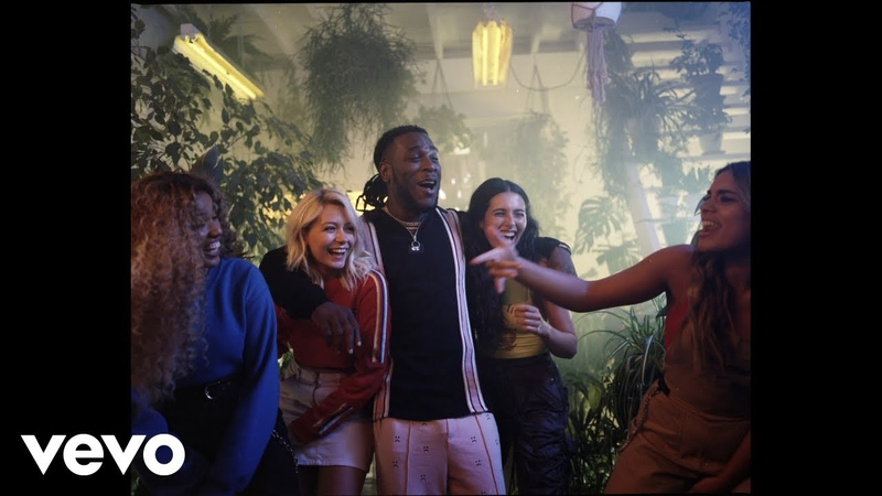Four Of Diamonds Name On It Official Video ft Burna Boy