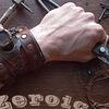 """Zeroic"" - вещи из кожи и металла в техно-стилях"