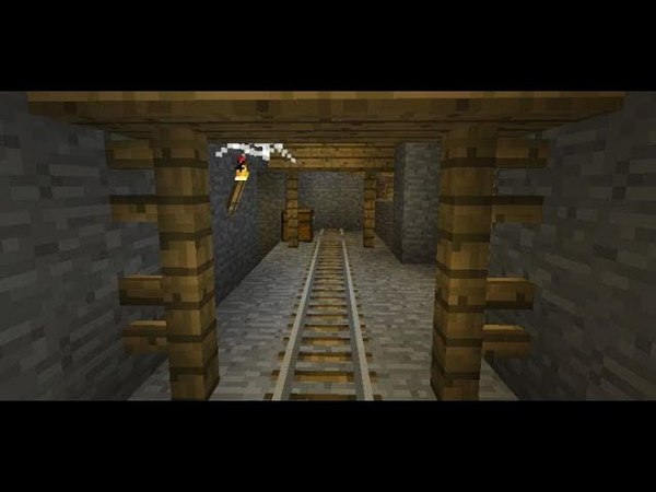   Типа Летсплей   2 серия: поход в шахту
