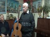 Михаил Кукулевич и Андрей Васильев в Шахматном клубе Октябрьский 14.01.2019