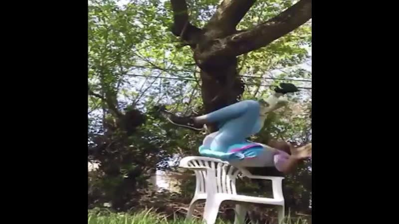 Бедный стул