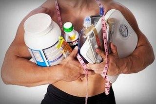 7 основных ошибок в применении спортивного питания.  Ошибка 2: применение добавок для разных целей одновременно.