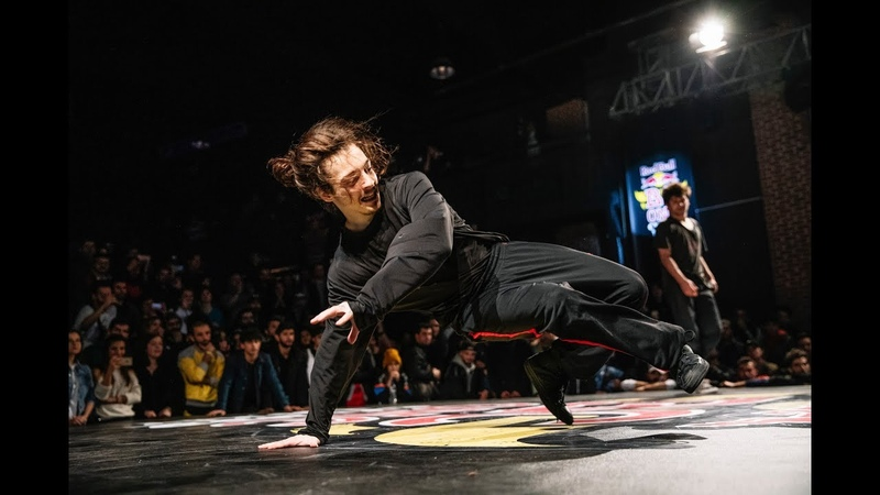 Red Bull BC One Cypher Turkey 2019 Final B Boys Tie Fox vs Mami