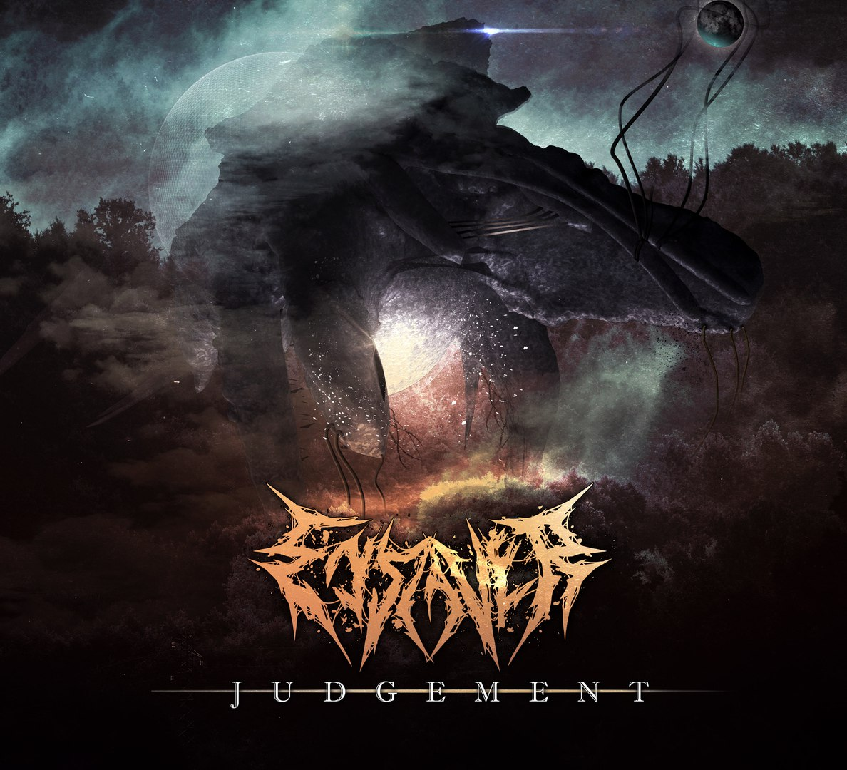 Enslaver - Judgement [EP] (2015)