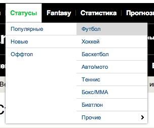 болельщики, Sports.ru
