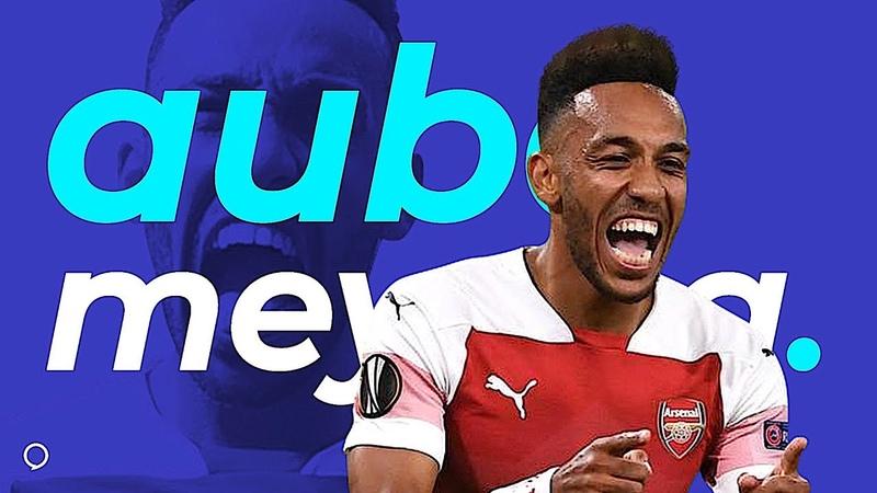 Aubameyang Scoring AMAZING Goals for Arsenal 2018 19