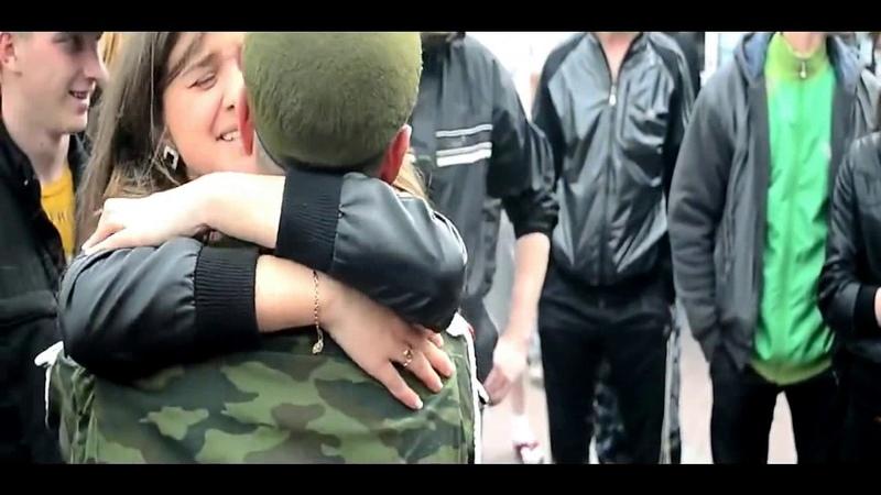 Девочки, которые дождались парней из армии - уважуха