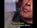 Jacques Brel (1971) Extrait du Zap #182