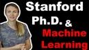 Доктор наук в Стенфорде об учебе и machine learning