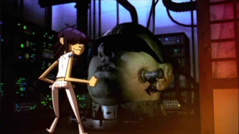 Gorillaz ft. Shaun Ryder Rosie Wilson - DARE (2005)