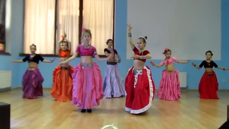 """Tribal Party Созвездие 27 12 15 @ Детская студия танца _""""Орион_"""" (Севастополь)"""