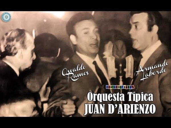 JUAN D'ARIENZO - ARMANDO LABORDE - OSVALDO RAMOS - LA MIMADA - MILONGA - 1965