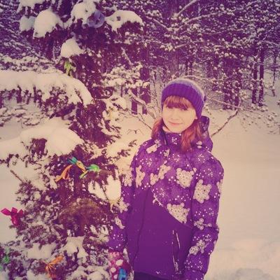 Кристина Афанасьева, 2 апреля , Архангельск, id192025349