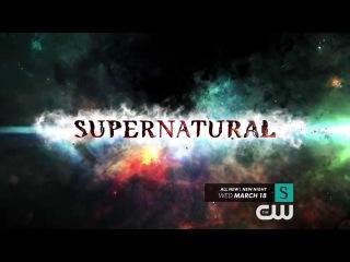 Supernatural ( Сверхъестественное ) - 10 сезон 15 серия Русская озвучка ( Промо 2 )