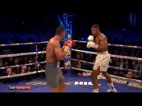 What Really Happened When Klitschko Hurt Anthony Joshua? Did He Really Let Him Off The Hook?