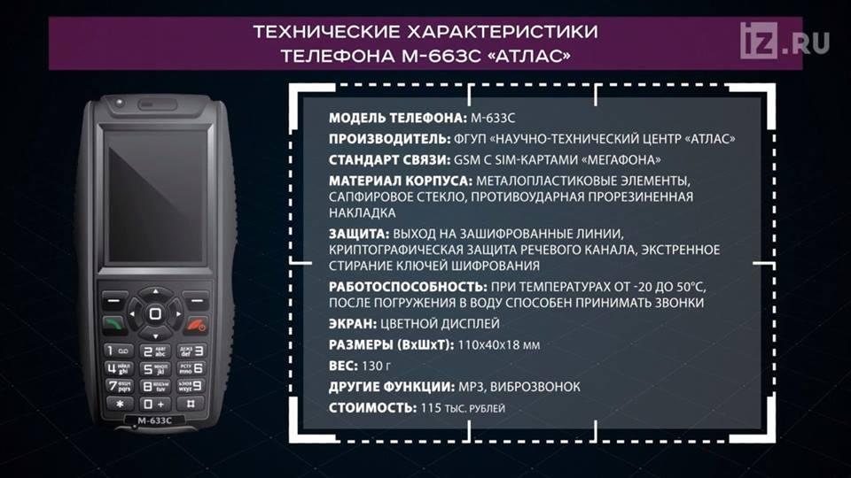 Военные получили телефоны за 115 тысяч рублей