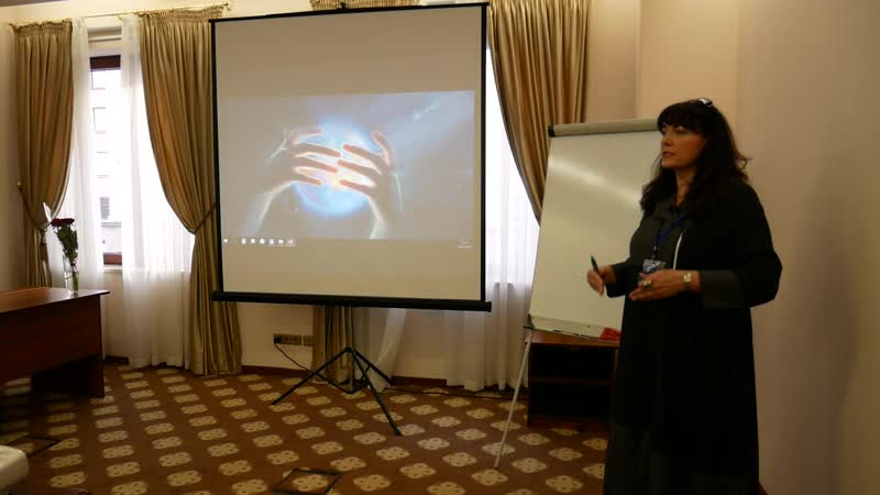 Аста Свиркинье: Планетарная карта на руке