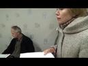 Председатель ТСЖ ИСТОК ИГНАТОВ СБ сокрытие информации от граждан. Питер 24.10.18 год.