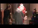Дед Мороз и Снегурочка. Представление для детей.