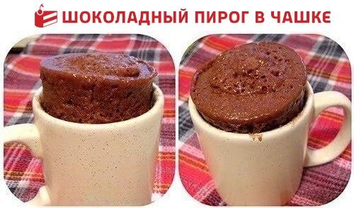 Как сделать кексы в стакане